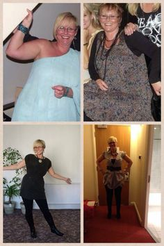 My own before and after photos. Cambridge weight plan has changed my life. It can do the same for you x