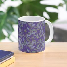 'Zodiac Constellations Rainbow Pattern' Mug by WickedRefined - Nicole Demereckis Fractal Art, Fractals, Mauve, Lilac, Art Nouveau Wallpaper, Decorative Leaves, Night Flowers, Zodiac Constellations, Swirl Pattern
