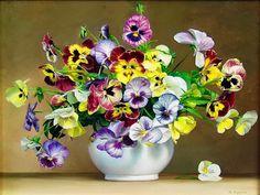 bouquet_of_pansies-1473987.jpg (1024×768)