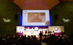 Eugin reúne en Barcelona a más de 300 médicos en el II Simposio Internacional sobre congelación de óvulos Barcelona acogió el pasado 6 de marzo el segundo