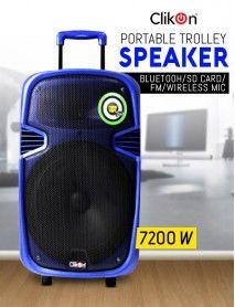 best bluetooth trolley speaker