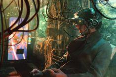 This ain't cyberpunk. Cyberpunk 2077, Post Apocalypse, Night City, Shadowrun, Future City, Sci Fi Art, Futuristic, Science Fiction, Concept Art
