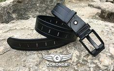 Coronda Ledergürtel aus echtem Rindsleder, mit 37mm Gurtbreite passend zu allen Hosenlaschen. Ein hochwertiger Vollledergürtel zu einem kleinen Preis. Rind, Belt, Accessories, Fashion, Fashion Styles, Scarves, Schmuck, Belts, Moda
