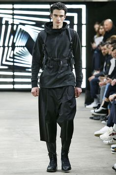 "rhubarbes: "" Y-3 FW 2016 Collection via Vogue More Fashion here. """