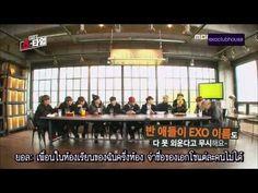 ซับไทย 131128 EXO's Showtime EP.1/2 [720P]