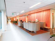Albert Schweitzer Hospital in Dordrecht, Netherlands by EGM Architecten
