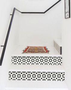 Stair Riser Decal