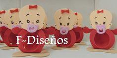Souvenirs Bebe Baby Shower Bautismo Porta Bombon De Goma Eva - $ 15,00 en MercadoLibre
