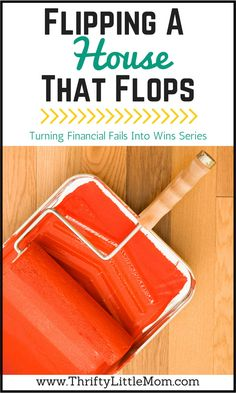Flipping A House That Flops. What Talaat and Tai McNeely learned during their first house flip that will help you make better decisions during your renovations.