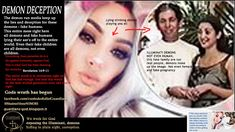 Kardashian - Jenners - demons - fake humans of the Illuminati - NWO Kendall And Kylie Jenner, Psychopath, Kardashian Jenner, Fifty Shades Of Grey, Illuminati, Jenners, Demons, Demons 2, Devil