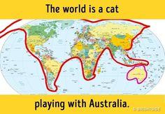 18Amazing Maps ofthe World They Didn't Show UsatSchool
