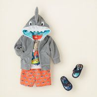 Springtime Outfits For Baby Boys #Gnarly #Nautical #Surfer