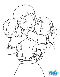 Mothers Day Coloring Sheets Printable Fresh top 20 Free Printable Mother's Day Coloring Pages Line Mothers Day Coloring Sheets, Mothers Day Coloring Pages, Puppy Coloring Pages, Easy Coloring Pages, Coloring Pages For Kids, Coloring Books, Mothers Day Drawings, Image Mom, Happy Mothers Day Images