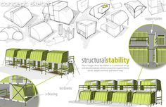 uber shelter. reusable housing for temporary shellter in disastrous events