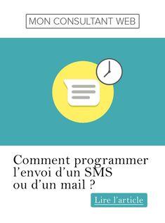Pour éviter de déranger en dehors des heures de travail par exemple, la programmation de messages est une fonctionnalité que j'ADOOOORE utiliser. Il s'agit simplement de différer l'envoi d'un SMS ou d'un email. Ainsi, je rédige le message et en choisis le jour et l'heure d'expédition. Je vous explique comment... Email, Ainsi, Chart, Messages, Professional Tools, Programming, The Hours, Program Management, Text Posts