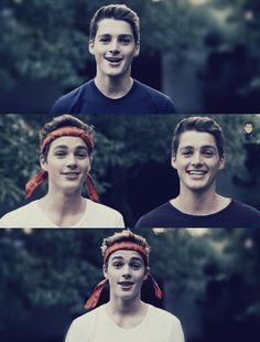 Finn: Why don't I get a bandana? Jack: Cause you're not special.