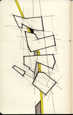 Interesting Find A Career In Architecture Ideas. Admirable Find A Career In Architecture Ideas. Sketchbook Architecture, Architecture Design, Architecture Concept Drawings, Architecture Student, Architecture Portfolio, Landscape Architecture, Landscape Design, Bauhaus Architecture, Concept Diagram