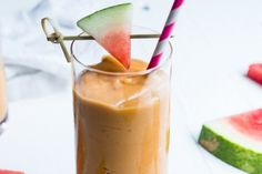 Mango Avocado Smoothie with Watermelon |  Tasty Kitchen: A Happy Recipe Community!