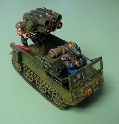 Necromunda-Ash Waste Raider Warhammer Figures, Warhammer 40k, Gi Joe, Sci Fi Miniatures, Mini Games, Modern Warfare, Miniture Things, Skulls, Tanks