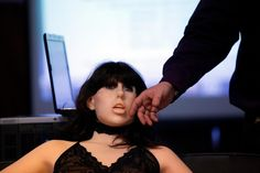 "Several companies are developing robots that could serve as sexual substitutes. Activists are already campaigning against the sale of so-called sex robots, which may be ""harmful and contribute to inequalities in society."" - probably stupidest thing I read all day..."