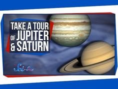 Take a Tour of Jupiter and Saturn by scishow: If you could pilot a spaceship into Jupiter and Saturn, would you ever hit anything solid? And what's it like in there? SciShow Space takes you on a tour of the two biggest gas giants in the solar system. Support at: https://www.patreon.com/scishow