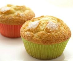 Spanish magdalenas - These sweet little muffins are commonly eaten at breakfast in Spain along with a coffee. You can make your own with this recipe. In Spain they sell them in all the grocery stores in bags. http://www.spain-recipes.com/magdalenas.html