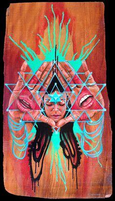 Driftwood - Miles Toland / Sacred Geometry <3