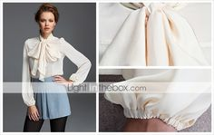 classic blouse, vintage style