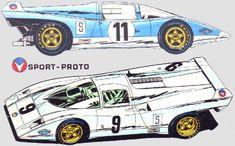 Alpine Renault, Porsche 914, Car Logos, Automotive Art, Funny Cartoons, Custom Art, Hot Cars, Designs To Draw, Cars And Motorcycles