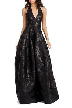 389$ Buy now - http://vidht.justgood.pw/vig/item.php?t=wuij6n32911 - Halter Jacquard Gown 389$