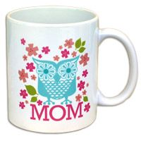 Mom Owl Coffee Mug