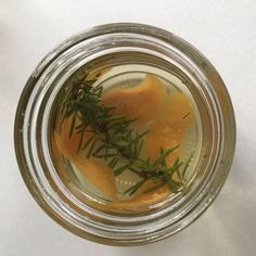 """Five Cocktails to Get You Through a California """"Winter"""" — AU & Co. blog. The Grapefruit-Rosemary Simple Syrup"""
