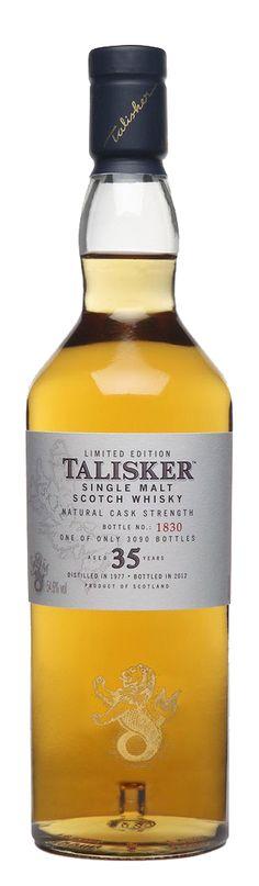 Talisker 35 years old Diageo 2012 release