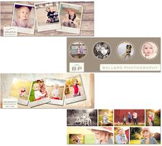 Create Facebook Timeline Covers with Paint the Moon's free templates.  Photographer's guide to Timeline on Facebook Business pages. Videos, tips and tricks.