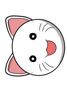 Bricolage : masque de chat pour enfant #masquecarnaval #masquecarnavalenfant