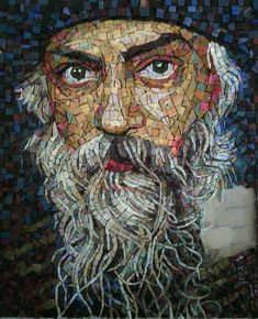 Very very closer to the final of this artwork, so s. Very very closer to the final of this artwork, so stay tuned ! Stone Mosaic, Mosaic Glass, Glass Art, Stained Glass, Mosaic Artwork, Mosaic Wall Art, Mosaic Crafts, Mosaic Projects, Art Pierre