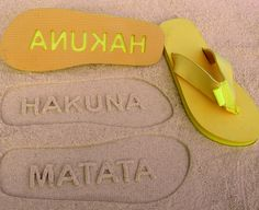 Personalized Sand Imprint Sandals. Design Your Own Pair.on Etsy