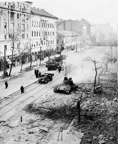 Military Armor, History Photos, Budapest Hungary, Homeland, Revolution, Culture, Armors, World, Tanks