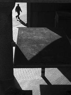 Black & White Photography Inspiration Picture Description Geometrix by Rupert Vandervell, via Behance Light And Shadow Photography, Urban Photography, Black And White Photography, Fine Art Photography, Photography Tips, Street Photography, Landscape Photography, Softbox Photography, Improve Photography