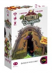 Welcome to the Dungeon Mon petit jeu du moment !!