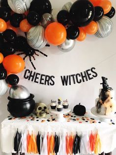 Join us tomorrow, Oct. for a Halloween party at Dr. Bring your boo for an extra chance to win our raffle prizes. halloween party Don't Let Your Face Get Spooky Party Spooky Halloween, Halloween Fotos, Diy Halloween Party, Halloween 2019, Holidays Halloween, Halloween Decorations, Halloween Snacks, Halloween Backdrop, Witch Party