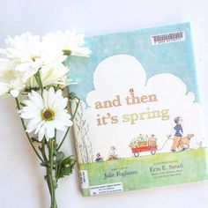 """""""Happy first day of Spring! This book makes me want to cry a little every time I read it, it's just that sweet.  #janssenspicturebooks"""""""