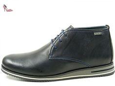 Pikolinos M8E-8092 Leon Bottes à lacets homme, schuhgröße_1:45 EU;Farbe:bleu - Chaussures pikolinos (*Partner-Link)