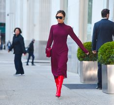 75 of Victoria Beckham's Best Outfits to Copy Right Now | From the street to the red carpet, see Victoria Beckham's most stylish looks ever.