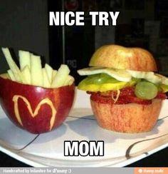 Nice try,