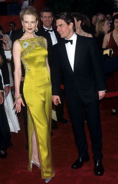 Pin for Later: 30 Iconic Oscars Dresses Worthy of Their Own Award Nicole Kidman at the 1997 Academy Awards