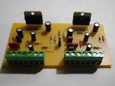 Tarjeta Amplificadora De 200 Wattios De Potencia - $ 50.000