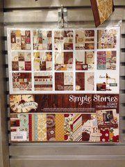 """Scrapbook.com's Gallery @simplestories """"Legacy"""""""