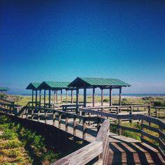 Smryna Dunes Park - New Smyrna Beach, Florida...
