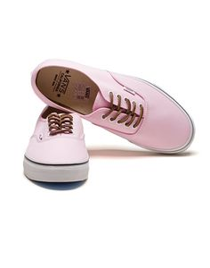 Vans Authentic Brushed Twill Pink
